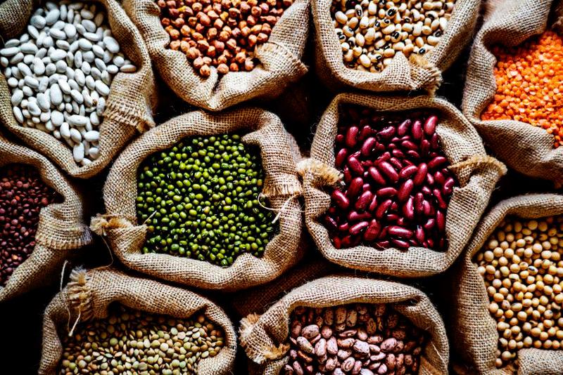 Cuántas legumbres incluir en un menú del día