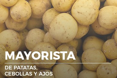 Comercio de Patatas y Cebollas Mayorista de Patatas, Cebollas y Ajos